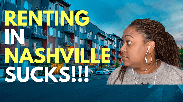 Rent an apartment in Nashville TN