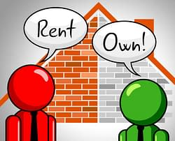 Rent vs Owning a House
