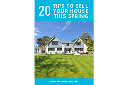 20 tips to sell your house this spring