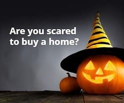 Scared to buy a home