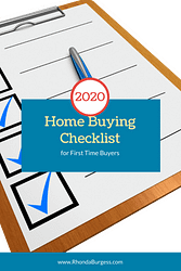 2020 Home Buying Checklist