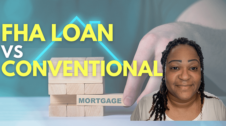 FHA loan vs conventional
